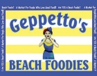 Geppetto's Beach Foodies